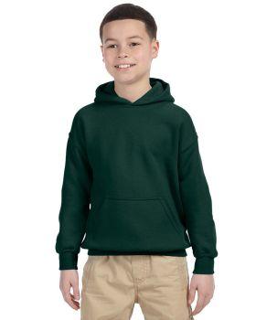 Gildan G185B Youth Heavy Cotton Polyester Blend Hoodie