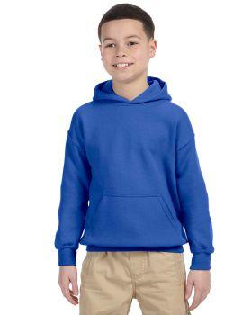 'Gildan G185B Youth Heavy Cotton Polyester Blend Hoodie'