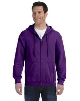 Gildan G186 Adult Heavy Blend Adult 50/50 Full-Zip Hood