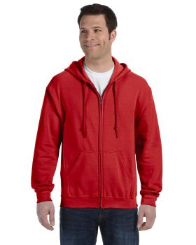 'Gildan G186 Adult Heavy Blend Adult Full Zip Hoodie'