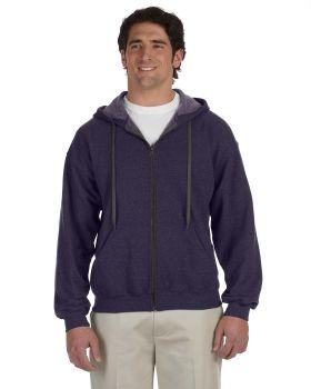 Gildan G187 Adult Heavy Blend Adult Vintage Full-Zip Hood