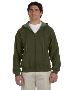 Gildan G187 Adult Heavy Blend Adult Vintage Full-Zip Hood