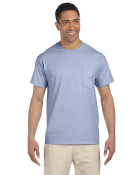 Gildan G230 Adult Ultra Cotton Pocket T-Shirt