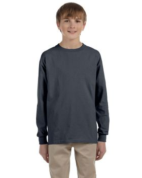 Gildan G240B Youth Ultra Cotton Long-Sleeve T-Shirt