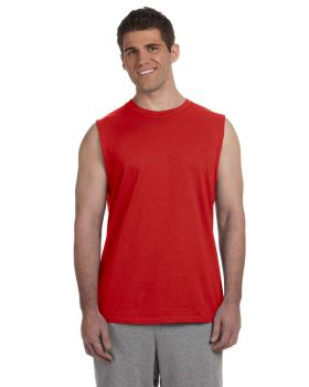 Gildan G270 Adult Ultra Cotton 6.0 oz Sleeveless T-Shirt