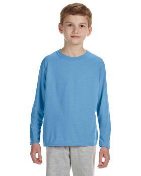 Gildan G424B Youth Performance Youth Long-Sleeve T-Shirt