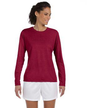 Gildan G424L Ladies' Performance Ladies' Long-Sleeve T-Shirt