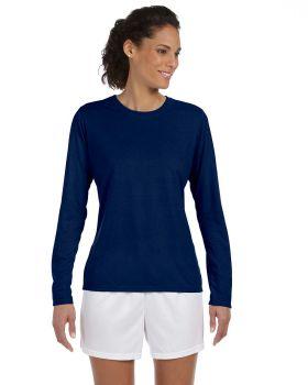 'Gildan G424L Ladies' Performance Ladies' Long-Sleeve T-Shirt'