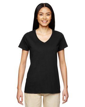 Gildan G500VL Heavy Ladies V Neck T-Shirt
