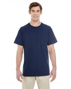 Gildan G530 Adult Pocket T-Shirt