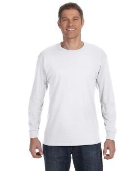 Gildan G540 Adult Cotton 5.3 oz Long-Sleeve T-Shirt