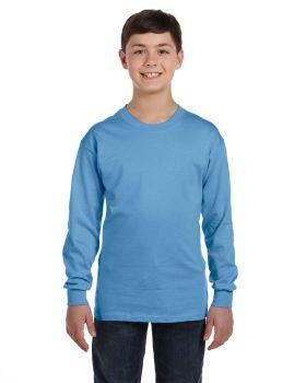 Gildan G540B Youth Long-Sleeve T-Shirt