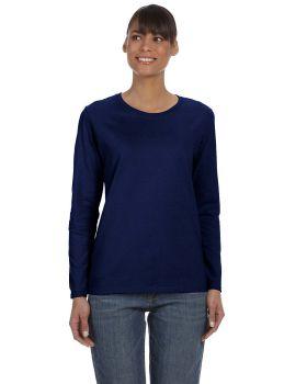 Gildan G540L Ladies' Long-Sleeve T-Shirt