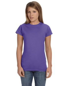 'Gildan G640L Ladies Softstyle 4.5 oz Fitted T-Shirt'