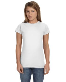 Gildan G640L Ladies Softstyle 4.5 oz Fitted T-Shirt