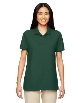 Gildan G728L Ladies Double Pique Polo Shirt