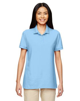 Gildan G728L Ladies Double Pique Polo Shirt