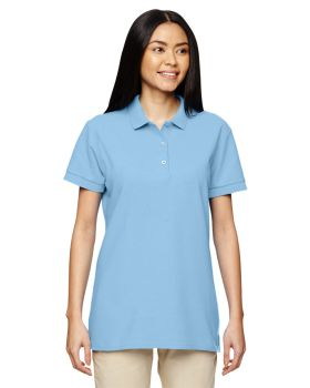 Gildan G828L Ladies' Premium Cotton Ladies' Double Piqué Polo