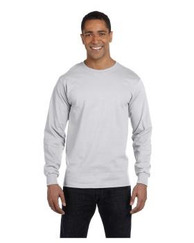 Gildan G840 Adult 50/50 Long-Sleeve T-Shirt