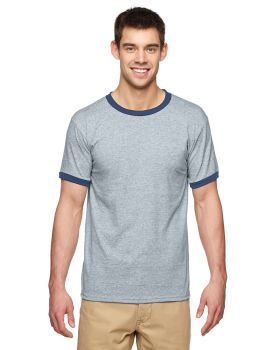 Gildan G860 Adult Ringer T-Shirt