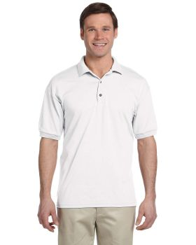 Gildan G880 Adult Polyester Cotton Jersey Polo Shirt