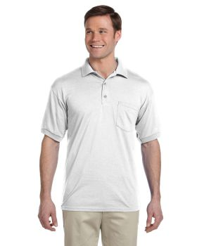 Gildan G890 Adult Jersey with Pocket Polo-Shirts