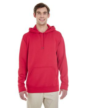 Gildan G995 Adult Performance Tech Hooded Sweatshirt