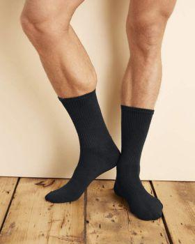 'Gildan GP751 Adult Platinum Adult Crew Socks'