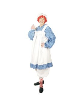 Halloween Costumes 12120 Raggedy Ann Plus Size