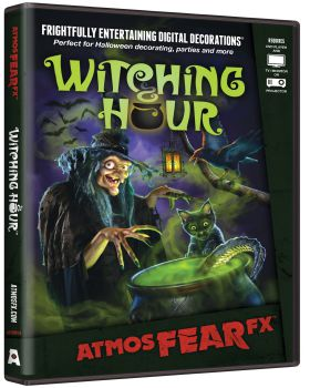 Halloween Costumes ATX0013 Atmosfearfx Witching Hour Dvd