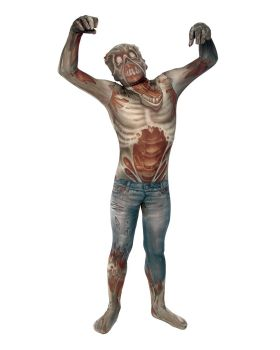 Halloween Costumes MH055 Morph Zombie Adult
