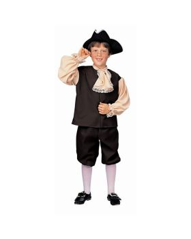 Halloween Costumes RU10051MD Colonial Boy Child Medium
