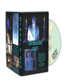 Halloween Costumes RV184 Dvd Virtual Dracula Effects