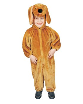 Halloween Costumes UP318T Puppy Toddler 4 T