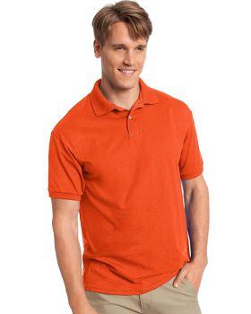 Hanes 054X Ecosmart Jersey Cotton Polyester Sport Shirt