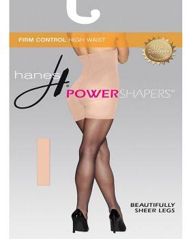 Hanes 0B988 Women's Firm Control High Waist Power Shapers