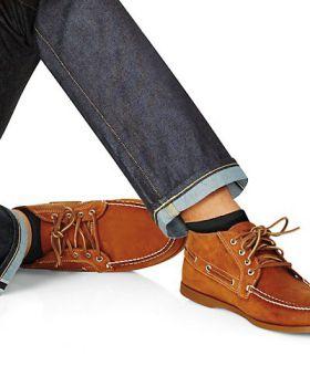 Hanes 186/6 Men's Cushion Ankle Socks 6-Pack
