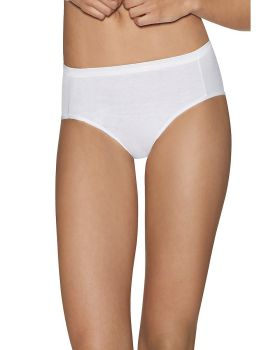 Hanes 41HUCC Ultimate Comfort Cotton Women's Hipster Panties 5-Pack