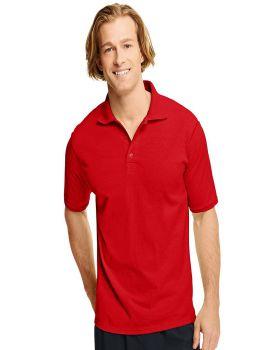 Hanes 42X0 X Temp Men's Cotton Polyester Polo Shirt