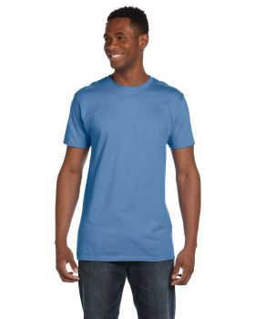 Hanes 4980 Adult Ringspun Cotton nano-T T-Shirt