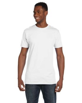 Hanes 4980 Adult Contemporary Ring Spun 4.5 oz Cotton Fit T-Shirt