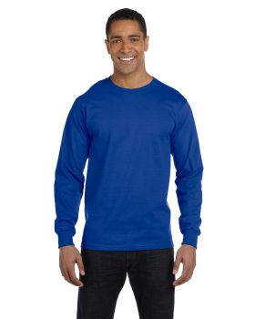 Hanes 5286 ComfortSoft Long Sleeve T-Shirt