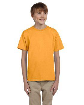 Hanes 5370 Ecosmart Youth Cotton T-Shirt