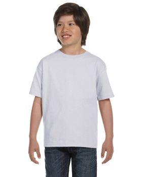 Hanes 5480 Boys Tagless ComfortSoft Crewneck T-Shirt