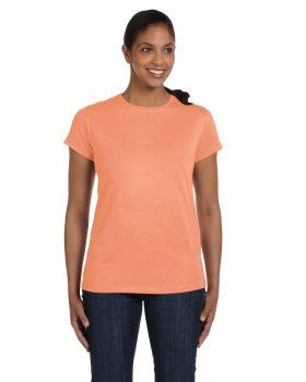 Hanes 5680 Ladies' Tagless T-Shirt