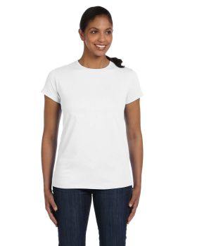 Hanes 5680 Ladies' Tagless T-Shirt