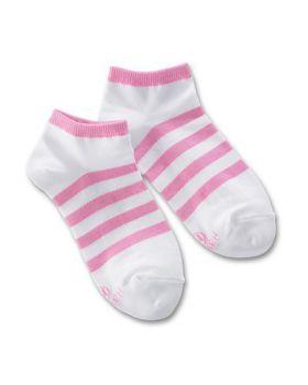 Hanes 776/4 Ultimate Girls' Liner Socks 4-Pack