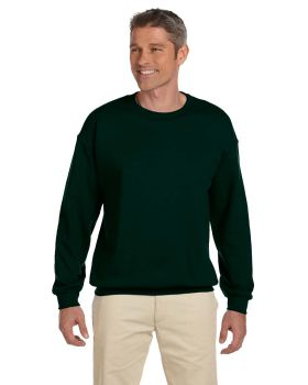 Hanes F260 Adult Ultimate Cotton 90/10 Fleece Crew