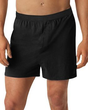 Hanes HN255K Men's Tagless Knit Boxers With Comfort Flex Waistband 3 Pac ...