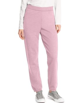 Hanes O4630 ComfortSoft EcoSmart Women's Cinch Leg Sweatpants